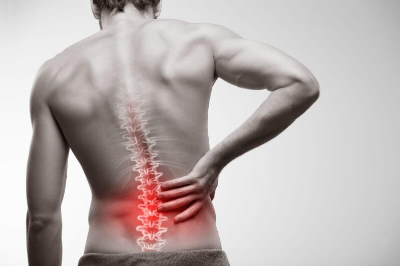 Back Injury Sports