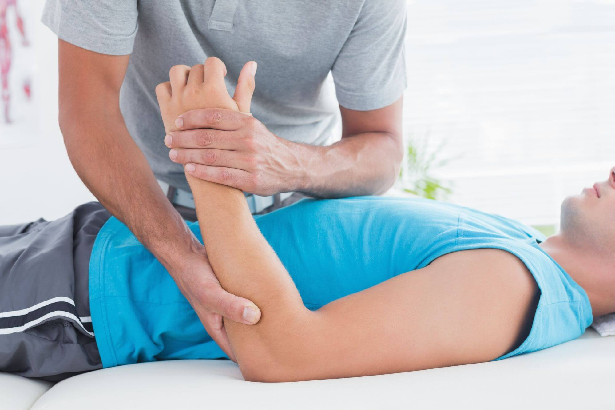 Chiropractic Care for Elbow Pain