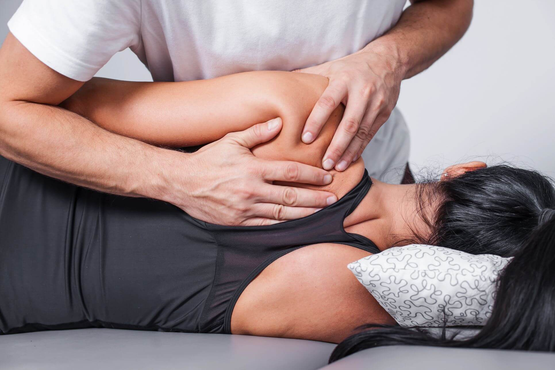 Chiropractic Care for Shoulder Pain Mississauga